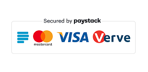 Paystack secured button